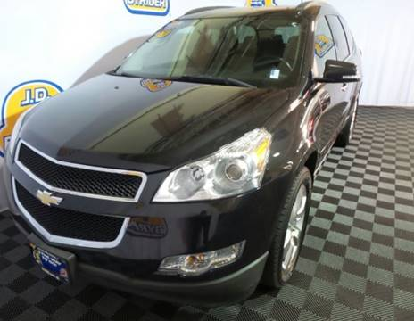 2010 Chevrolet Traverse for sale in Columbus OH