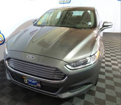 2014 Ford Fusion for sale in Columbus OH