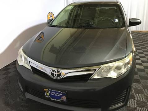 2012 Toyota Camry for sale in Columbus, OH
