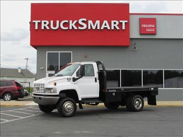 2005 Chevrolet C4500 Flatbed Truck for sale in Morrisville, PA