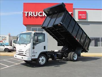 2017 Isuzu NRR Landscape Dump (14 ft.) for sale in Morrisville, PA