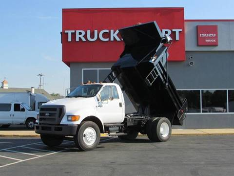 2007 Ford F-750 for sale in Morrisville, PA