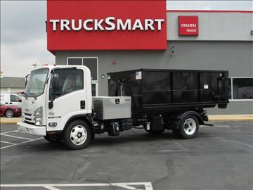 2016 Isuzu Diesel NRR Hooklift for sale in Morrisville, PA
