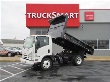 2017 Isuzu NRR Masonry Dump (12 ft.) for sale in Morrisville, PA