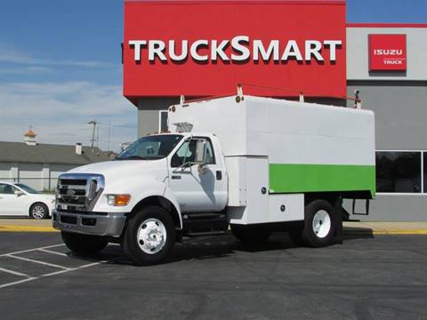 2008 Ford F-750 for sale in Morrisville, PA