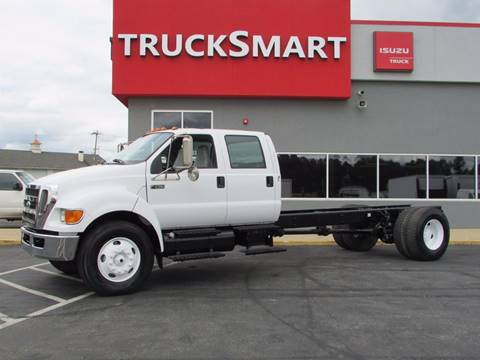 2009 Ford F-750 for sale in Morrisville, PA