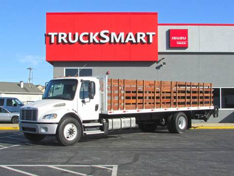 2016 Freightliner Business class M2 STAKE for sale in Morrisville, PA