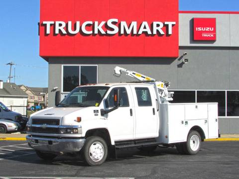 2008 Chevrolet C5500 for sale in Morrisville, PA