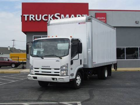 2013 Isuzu NPR HD 16 Ft Box Truck for sale at Trucksmart Isuzu in Morrisville PA