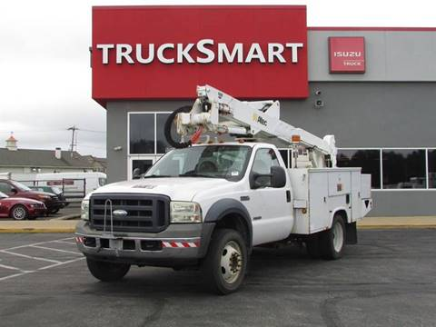 2006 Ford F-550 for sale at Trucksmart Isuzu in Morrisville PA