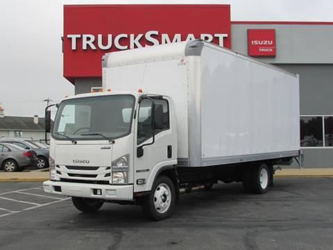 2018 Isuzu NPR HD 20 Ft Box Truck For Sale In Morrisville PA