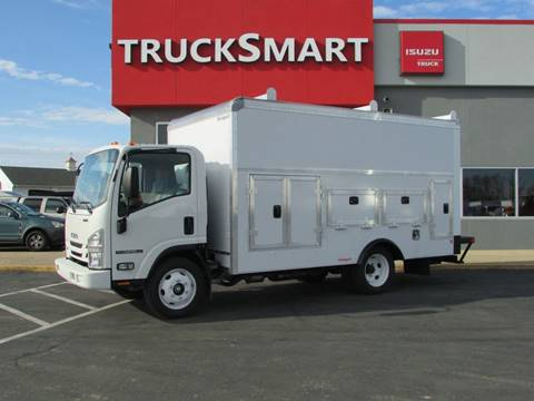 2019 Isuzu NPR-HD Workport for sale in Morrisville, PA