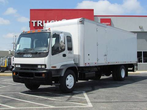 2009 Isuzu FVR for sale in Morrisville, PA