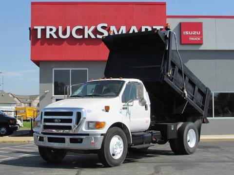2012 Ford F-650 Super Duty for sale in Morrisville, PA