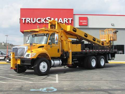 2006 International WorkStar 7400 for sale at Trucksmart Isuzu in Morrisville PA