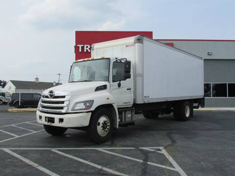 2015 Hino 268 for sale in Morrisville, PA