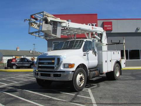 2013 Ford F-750 Super Duty for sale in Morrisville, PA