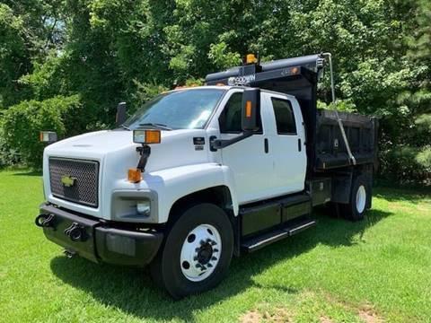 Used Dump Trucks >> 2008 Chevrolet C7500 For Sale In Morrisville Pa