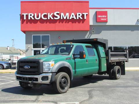 2011 Ford F-550 for sale in Morrisville, PA