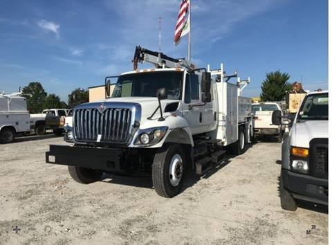 2008 International 7300 for sale in Morrisville, PA