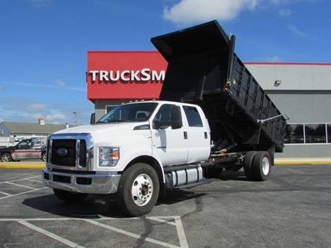 2016 Ford F-750 Super Duty for sale in Morrisville, PA