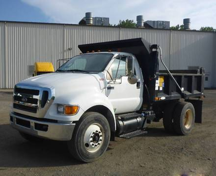 2011 Ford F-750 for sale in Morrisville, PA