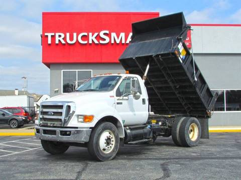 2011 Ford F-750 Super Duty for sale in Morrisville, PA