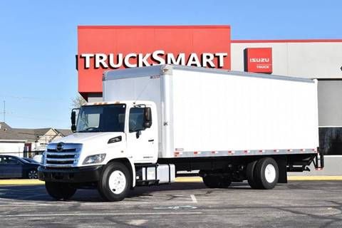 2017 Hino 268A for sale in Morrisville, PA
