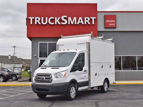 2017 Ford Transit Cutaway for sale at Trucksmart Isuzu in Morrisville PA