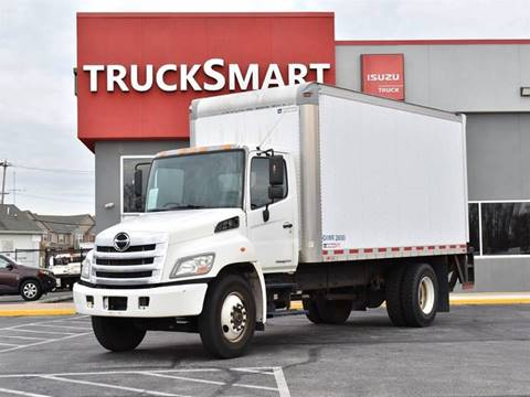 2011 Hino 268 for sale in Morrisville, PA
