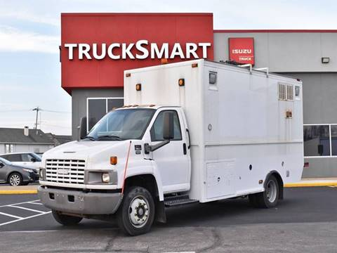 2006 GMC C5500 for sale in Morrisville, PA
