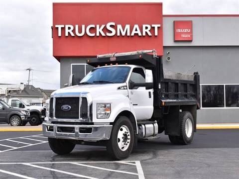 2017 Ford F-650 Super Duty for sale in Morrisville, PA