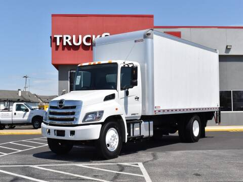 2018 Hino 268 for sale at Trucksmart Isuzu in Morrisville PA