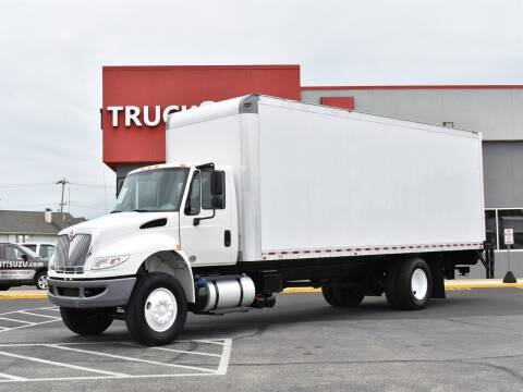 2017 International DuraStar 4300 for sale at Trucksmart Isuzu in Morrisville PA