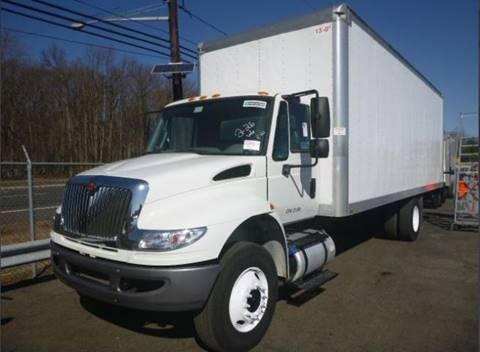 2016 International 4300 for sale at Trucksmart Isuzu in Morrisville PA