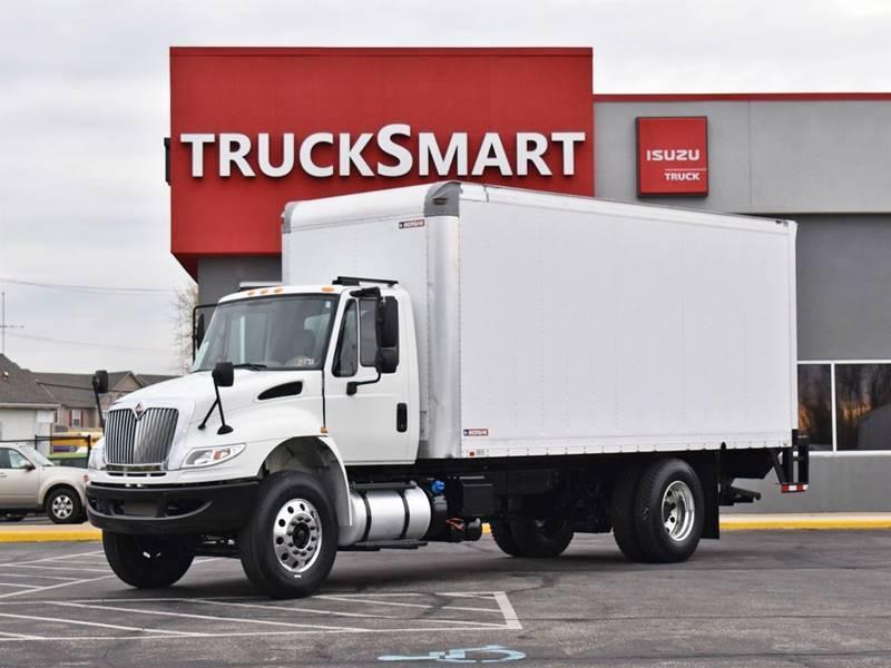 2015 International DuraStar 4300 for sale at Trucksmart Isuzu in Morrisville PA