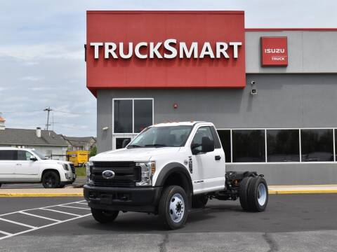 2019 Ford F-450 Super Duty for sale at Trucksmart Isuzu in Morrisville PA