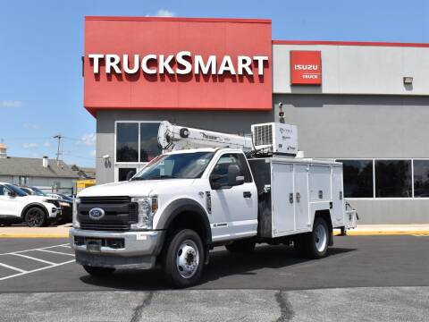 2018 Ford F-550 Super Duty for sale at Trucksmart Isuzu in Morrisville PA