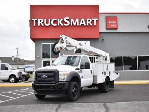 2014 Ford F-550 Super Duty for sale at Trucksmart Isuzu in Morrisville PA