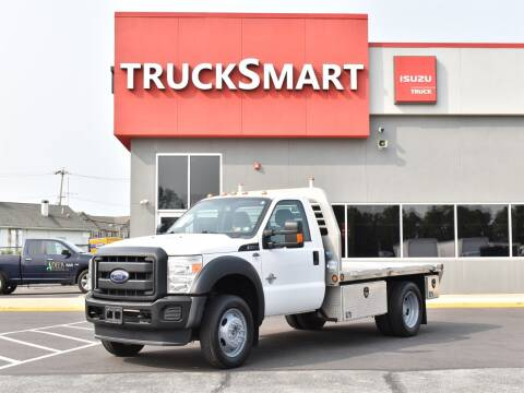 2016 Ford F-450 Super Duty for sale at Trucksmart Isuzu in Morrisville PA