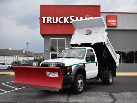 2008 Ford F-550 Super Duty for sale at Trucksmart Isuzu in Morrisville PA