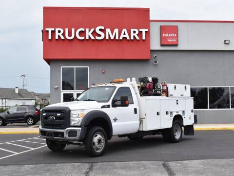 2015 Ford F-550 Super Duty for sale at Trucksmart Isuzu in Morrisville PA