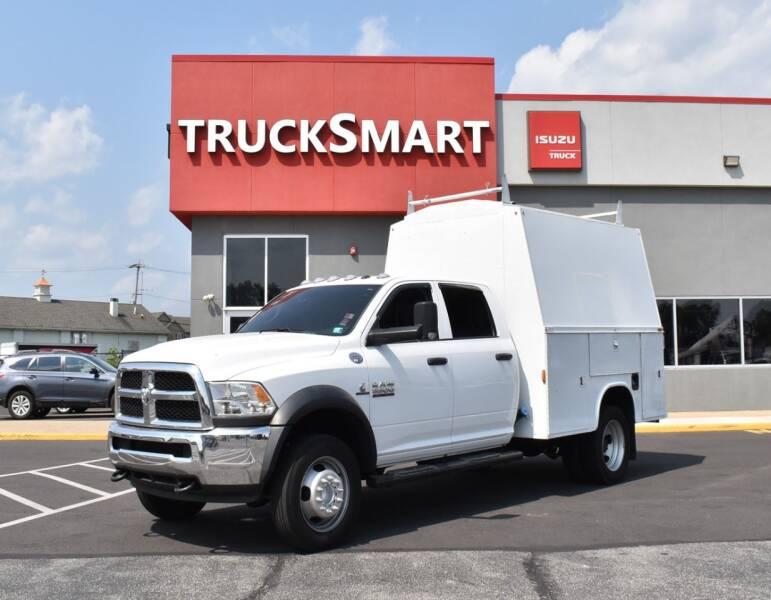 2018 RAM Ram Chassis 5500 for sale at Trucksmart Isuzu in Morrisville PA