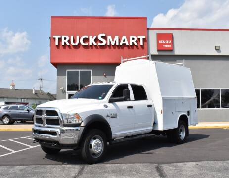 2018 RAM Ram Chassis 5500 for sale at Trucksmart Isuzu in Morrisville PA