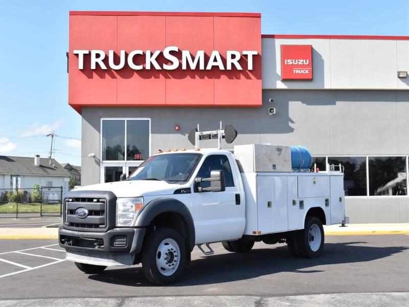 2012 Ford F-450 Super Duty for sale at Trucksmart Isuzu in Morrisville PA