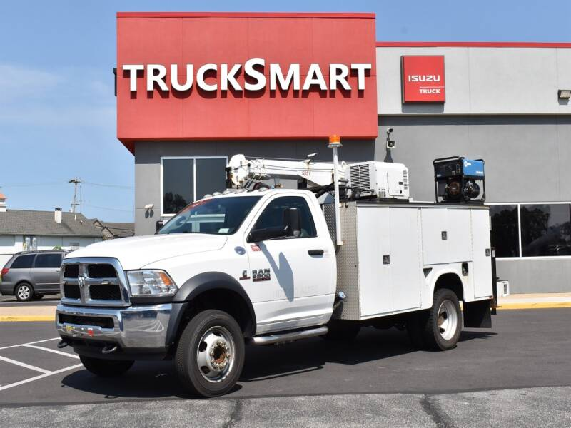 2016 RAM Ram Chassis 5500 for sale at Trucksmart Isuzu in Morrisville PA