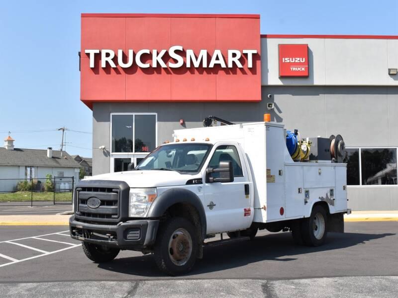 2012 Ford F-550 Super Duty for sale at Trucksmart Isuzu in Morrisville PA