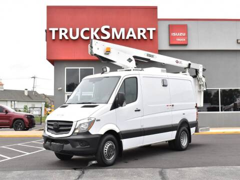 2017 Mercedes-Benz Sprinter Cargo for sale at Trucksmart Isuzu in Morrisville PA