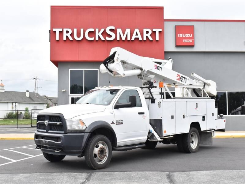 2014 RAM Ram Chassis 5500 for sale at Trucksmart Isuzu in Morrisville PA