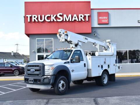 2013 Ford F-450 Super Duty for sale at Trucksmart Isuzu in Morrisville PA